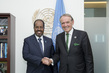 Deputy Secretary-General Meets President of Somalia 7.2349005