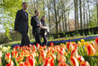 Secretary-General Visits Keukenhof Garden in Lisse, Netherlands 3.7192936