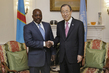 Secretary-General Meets President of Democratic Republic of Congo 0.23554958
