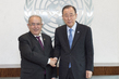 Secretary-General meets with Foreign Minister of Algeria. 2.834475