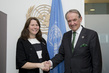 Deputy Secretary-General Meets Deputy Prime Minister of Sweden 0.67610115