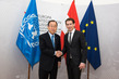 Secretary-General Meets Foreign Minister of Austria 2.271161