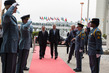 Secretary-General Arrives at Vienna International Centre 1.0