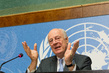 Press Conference by UN Special Envoy for Syria 3.1833026