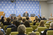 Security Council President Briefs Press on Work Programme for May 3.1846457