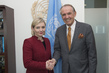 Deputy Secretary-General Meets Foreign Minister of Iceland 7.2170267