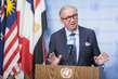 Outgoing UN Special Envoy for Lebanon Speaks to Press 0.65205204