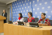 Press Conference on Indigenous Women in Conflict and Peace 0.07198967