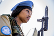 UNMISS Prepares for UN Peacekeepers Day Ceremony 3.4780226