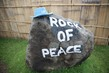 Rock of Peace at MONUSCO Base, Katale 4.449566