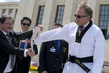 World Taekwondo Federation Performs at Palais des Nations, Geneva 4.339903