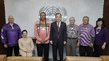 Secretary-General Meets Representatives of Haudenosaunee Peoples 9.989856
