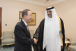 Secretary-General Meets Amir of Qatar 1.1873235