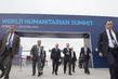 Secretary-General Arrives for World Humanitarian Summit 1.0