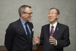 Secretary-General Meets UN Advocate for Elimination of Mines 2.2662864