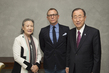 Secretary-General Meets UN Advocate for Elimination of Mines 2.2674367