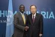 Secretary-General Meets Deputy President of Kenya in Istanbul 1.0