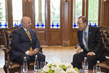 Secretary-General Meets TurkCell CEO 0.034674294