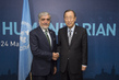 Secretary-General Meets Chief Executive of Afghanistan in Istanbul 0.034674294