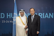 Secretary-General Meets Foreign Minister of Saudi Arabia in Istanbul 3.7095191