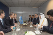 Secretary-General Meets Foreign Minister of Saudi Arabia in Istanbul 2.2670224