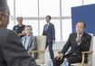 Secretary-General Meets Participants of Jeju Forum, Republic of Korea 2.267482
