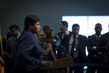 ICC Prosecutor Briefs Press on Libya 1.0