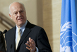 UN Envoy for Syria Briefs Press 0.6517792