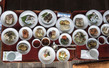 Traditional Lunch in Andong Hahoe Folk Village, Republic of Korea 3.4792066
