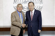 Secretary-General Meets Kennedy School Professor 2.8305578