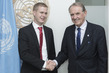 Deputy Secretary-General Meets Swedish Education Minister 1.3019379