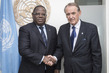Deputy Secretary-General Meets Foreign Minister of Gabon 1.3019379
