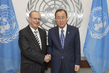 Secretary-General Meets Foreign Minister of Cyprus 2.8309207