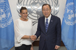 Secretary-General Meets Princess of Monaco 2.8309207