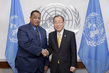 Secretary-General Meets Foreign Minister of Sudan 2.8309207