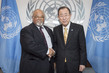 Secretary-General Meets UN Envoy on Tuberculosis 2.8309207