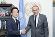 Deputy Secretary-General Meets Vice Foreign Minister of Japan 7.2170267
