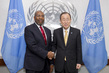 Secretary-General Meets Prime Minister of Uganda 2.8309207