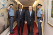 Secretary-General Meets President of Central African Republic 2.8309207