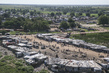 Aerial View of Bentiu, South Sudan 4.4542885
