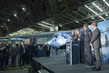 Secretary-General Meets Pilots, Founders of Solar Impulse 4.340033
