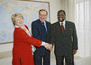General Assembly President Meets with Former Prime Minister of Finland 1.099541