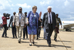 UN Peacekeeping Chief Arrives in Juba, South Sudan 4.4436173