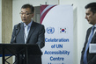 Unveiling Ceremony for Upgrade of UN Accessibility Centre 4.340164