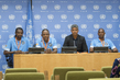 International Footballers Brief Press on Sport for Development and Peace 3.1852767