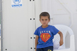 Kara Tepe Refugee Camp on Lesbos Island, Greece 6.6742067