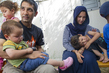 Kara Tepe Refugee Camp on Lesbos Island, Greece 6.6100807