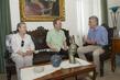 Secretary-General Meets Mayor of Lesbos, Greece 3.7051525