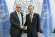 Secretary-General Meets Head of Reporters Without Borders 2.8316877