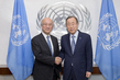 Secretary-General Meets New Permanent Representative of Japan 2.8316877